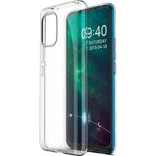 Anti-Shock TPU Case for Samsung Galaxy A70/A70s Transparent