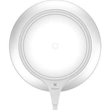 Baseus Metal Wireless Charger WHT
