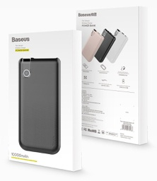 [199193] Baseus Power Bank Thin Version Wireless Charge | 10000mAh | WHT