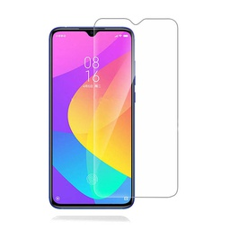 [7426825374646]  Tempered Glass Full Glue Super Tough Screen Protector Full Coveraged with Frame Case Friendly for Xiaomi Redmi Note 8 | black | 7426825374646