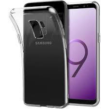 [7426825352453] Ultra Clear 0.5mm TPU Samsung S9 Plus Back cover | Transparent | 7426825352453