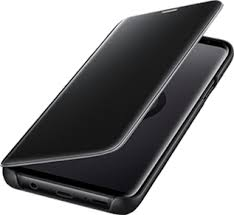 [9111201907409] ClearView Standing Cover Note 20 Plus | Black | 9111201907409