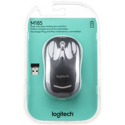 [491279] Logitech M185 Wireless Mouse